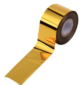 Folia transferowa - Złota - metaliczna - 10cm