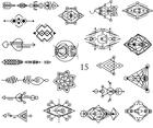 Naklejki wodne na paznokcie - 15 (1)