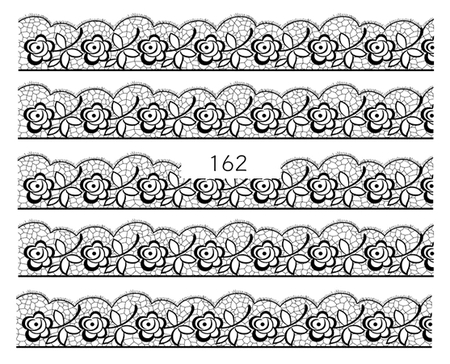 Naklejki wodne na paznokcie - 162 (1)