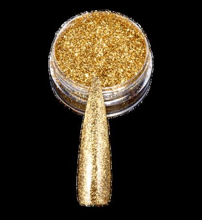 Chrome Mirror - Złoty (1)