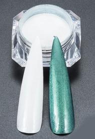 Pyłek Pearl Effect - zielony