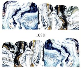 Naklejki wodne na paznokcie - 1088