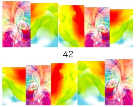 Naklejki wodne na paznokcie -42 (1)