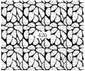 Naklejki wodne na paznokcie - 426