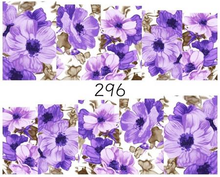 Naklejki wodne na paznokcie - 296 (1)