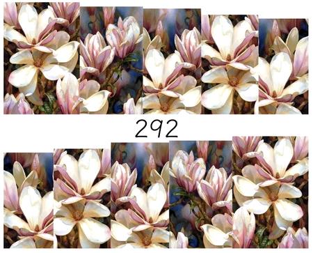 Naklejki wodne na paznokcie - 292 (1)