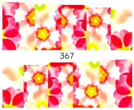 Naklejki wodne na paznokcie - 367 (1)