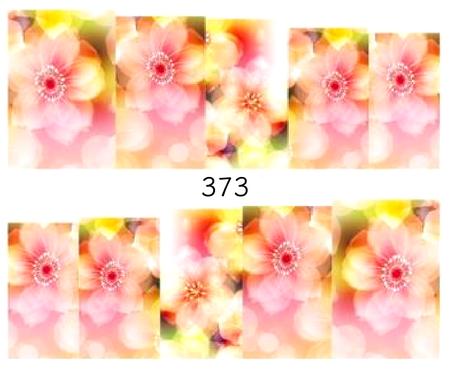Naklejki wodne na paznokcie - 373 (1)