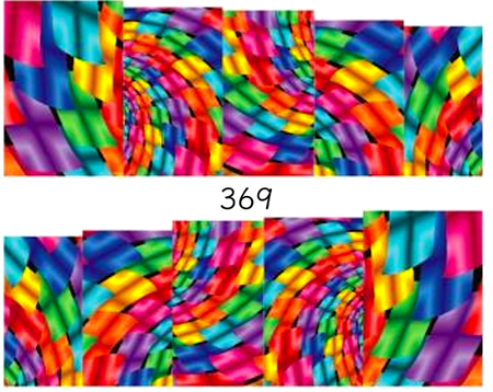 Naklejki wodne na paznokcie - 369 (1)