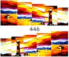 Naklejki wodne na paznokcie - 446 (1)